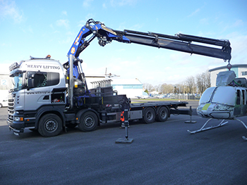 Crane Hire Oxfordshire