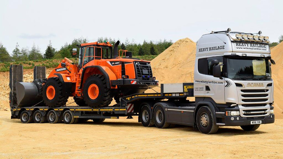 Witney Plant Ltd - Plant and Tool Hire Oxford, Crane Hire and