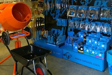 Witney plant Tool Shop
